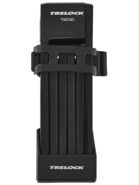Trelock FS 200 TWO.GO L - Candado bicicleta - 100 cm negro